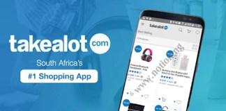 Takealot Company App
