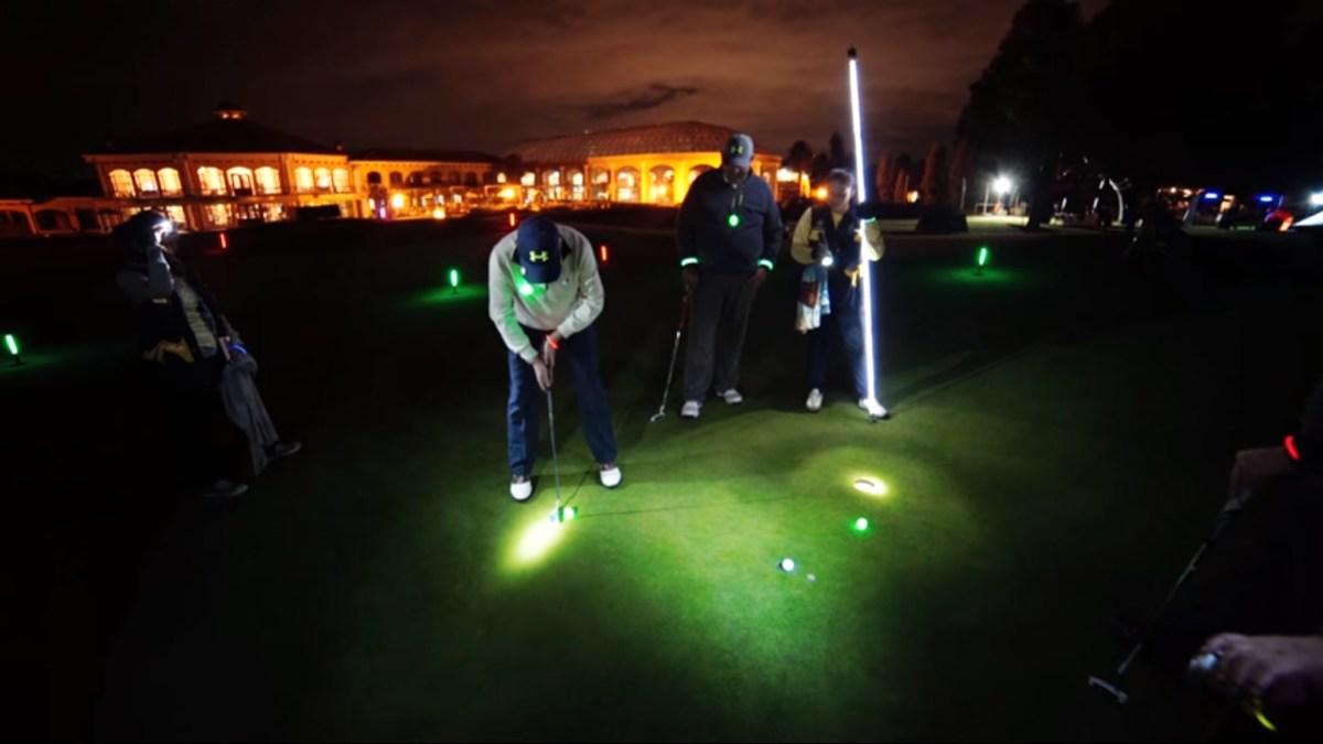 Celebridades del deporte y entretenimiento jugarán a beneficencia torneo de golf nocturno en Playa Mujeres