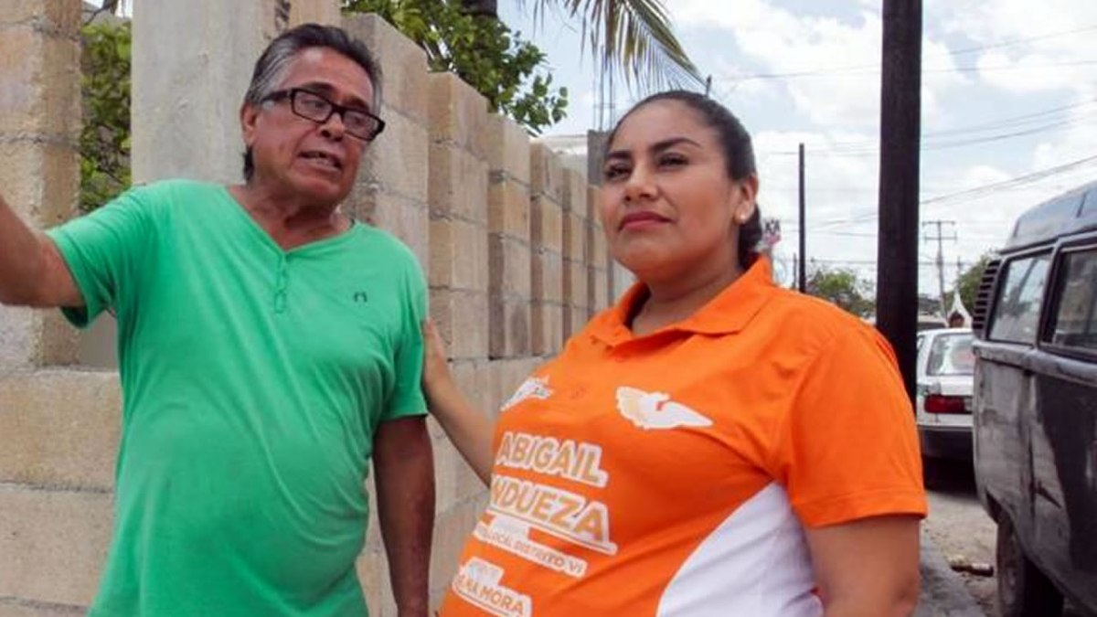 Urgente reactivar las casetas de policía en Cancún: Abigail Andueza