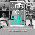 Steven Anthony Ayala Rivera Foundation celebra el UNETE 5K SERIES San Germán a beneficio cáncer pediátrico