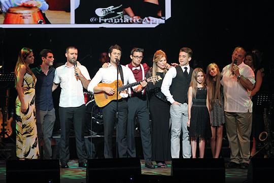"""La familia Croatto estremece al público con """"Puerto Rico Soy Tuyo"""" en el Teatro Tapia"""