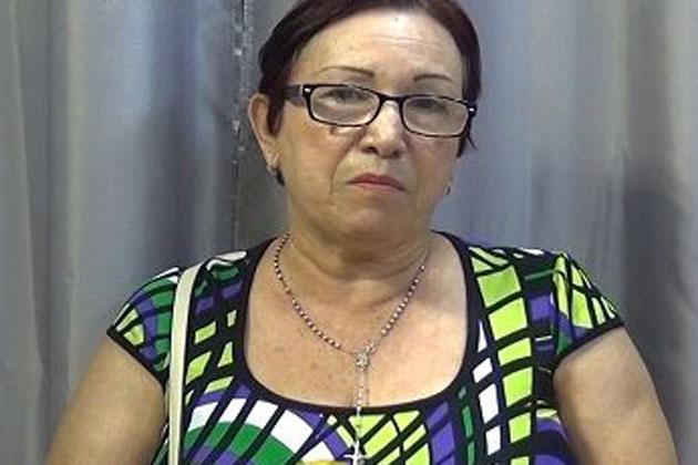 dirigente comunitaria LORA atracada 2018 REC