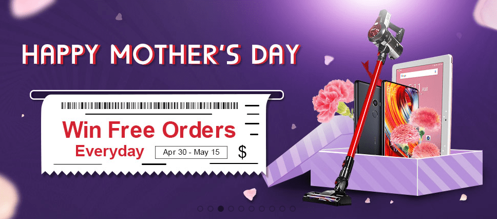 Mother's Day Gift Guide List From Banggood