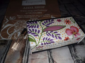 Produse Fragonard de la Adda Shop – Review