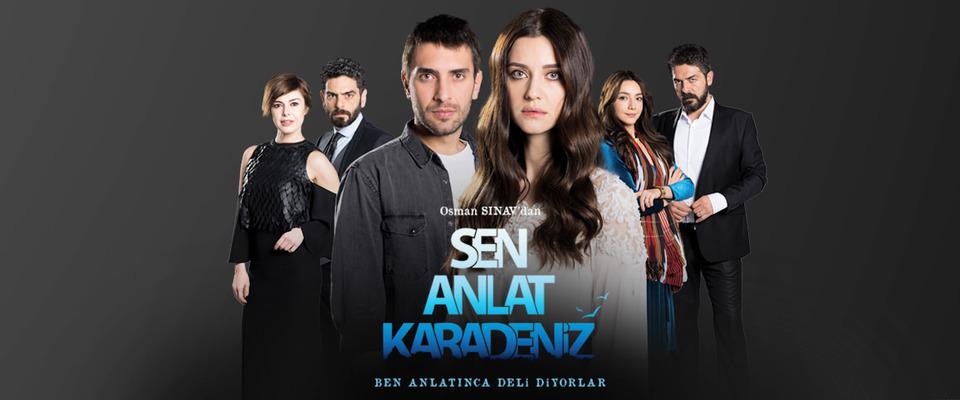 Recomandări Seriale : Sen Anlat Karadeniz (Spune-mi tu, Marea Neagră)
