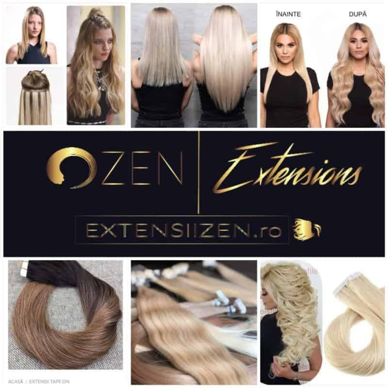 Chestii noi si interesante despre extensiile de par Zen