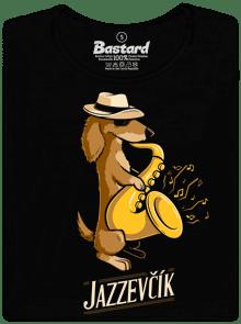 Jazzevčík dámské tričko