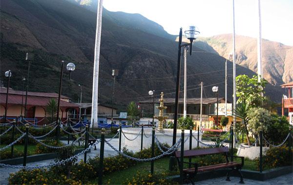 Santa Rosa de Callahuanca
