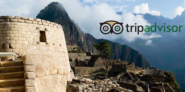TripAdvisor: Machu Picchu es el mayor atractivo turístico del mundo 2013