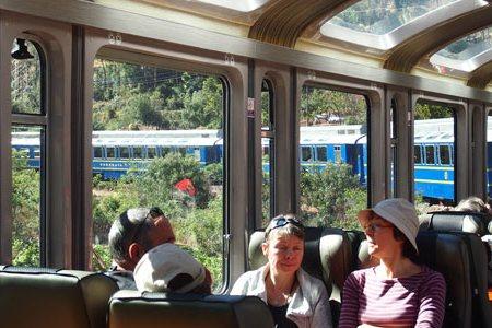 Servicios de Tren a Machu Picchu operarán con normalidad el día del Censo Nacional