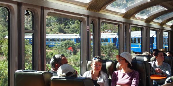 Indecopi sancionó a Peru Rail operador del servicio de tren a Machu Picchu