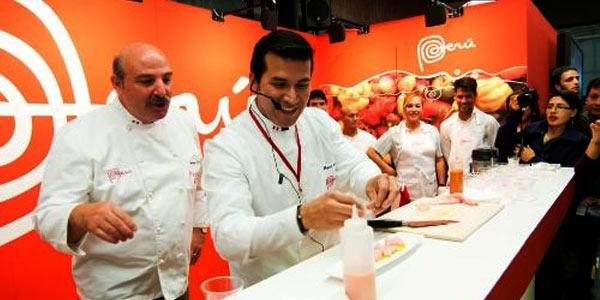 Promperú promoverá gastronomía en Congreso internacional de chefs en Nueva York