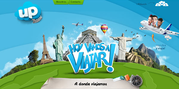 Up Travel: viajar es conocer!