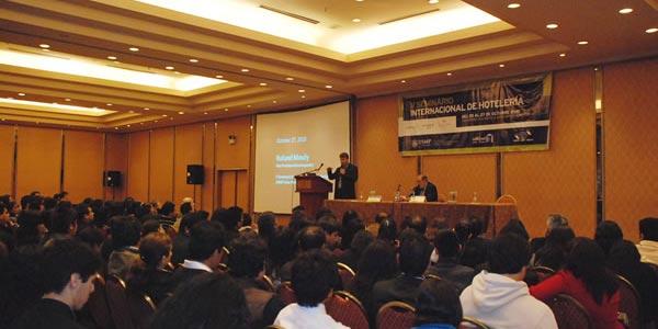 Seminario Internacional de Hotelería para atraer turismo