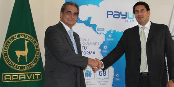 APAVIT y PayU Latam establecen acuerdo para dinamizar el sector Turismo
