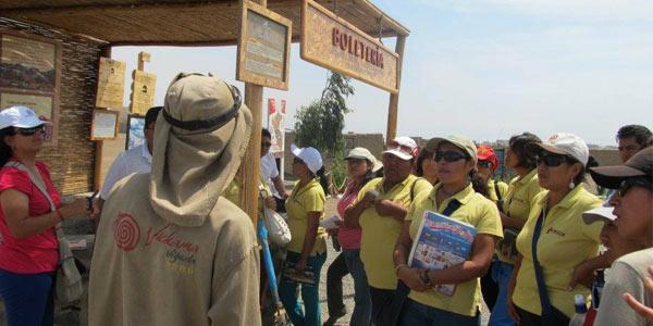 Congreso Nacional y Latinoamericano de Guías Oficiales en Turismo Lima 2014