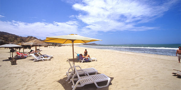 Top 5 playas del Norte: Tumbes