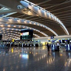 25 principales aeropuertos de la Unión Europea