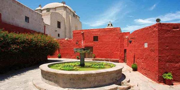 Monasterio de Santa Catalina, Aequipa