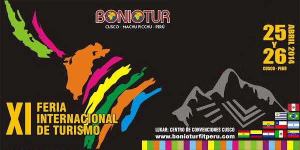 Boniotur 2014 Feria internacional de turismo en Cusco