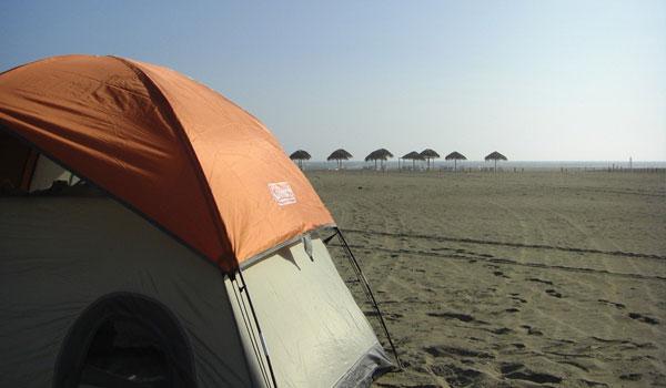 Cinco playas del sur de Lima para acampar en Semana Santa
