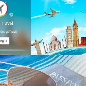 E-travel: aplicaciones de Google para viajeros