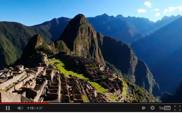 Videos sobre Machu Picchu Cusco