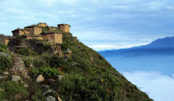 Tour a la ciudadela de Rúpac en la sierra de Lima