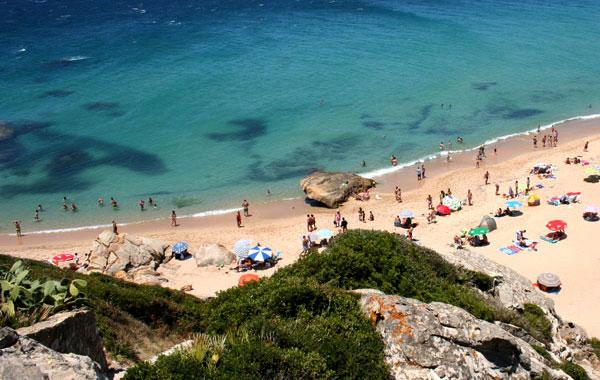 Las playas de Cádiz, destino obligado en el verano europeo