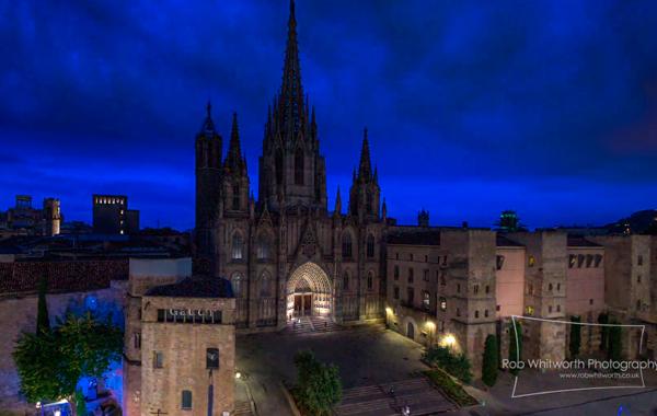 Video de promoción turística: Barcelona GO!