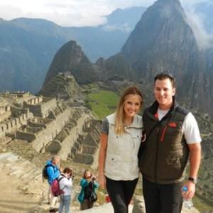 Katherine Whaley de la CBS promueve el turismo extranjero en el Perú