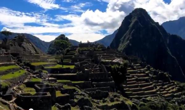 Ruta alternativa para llegar a Machu Picchu