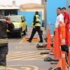 """""""Jorge Chávez"""" entrena para enfrentar emergencias en el Aeropuerto"""