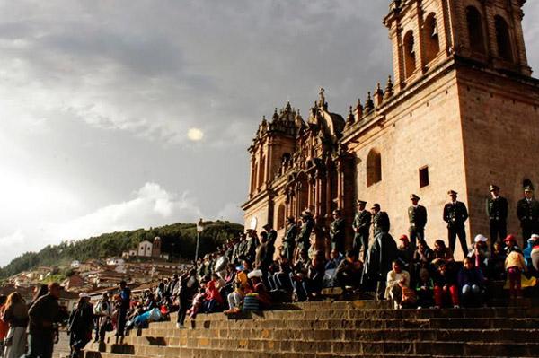 Cusco se alista para recibir 300 mil turistas por Fiestas Patrias peruanas