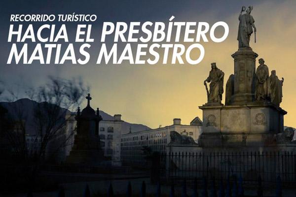 Noche de muertos en el Cementerio Presbítero Maestro
