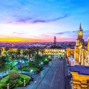 San Valentín: Descubre los lugares más románticos en Arequipa para viajar en pareja