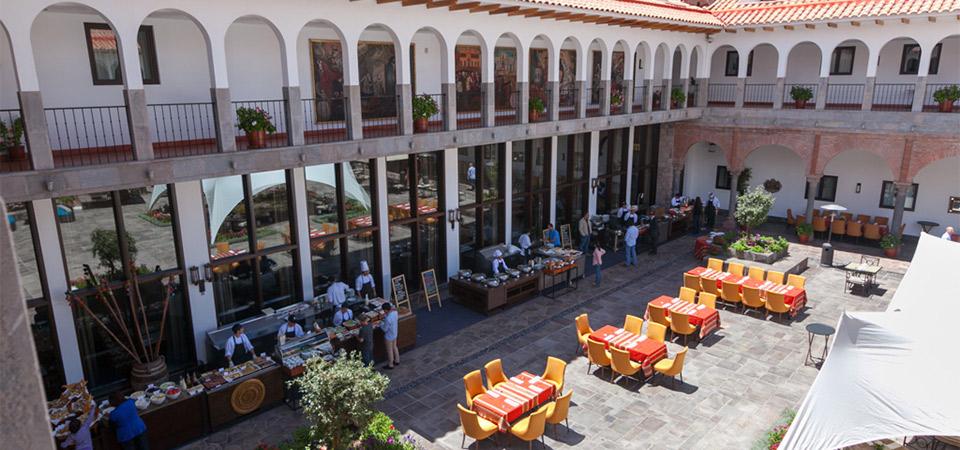 JW Marriott Cusco celebra Fiestas Patrias con un Gran Buffet Criollo