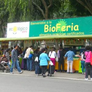 BioFerias en Lima para visitar el fin de semana