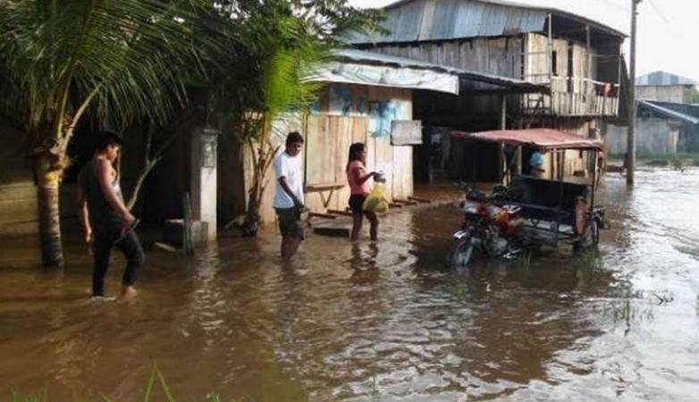 Senamhi: lluvias intensas y moderadas se incrementarán desde hoy en la sierra norte