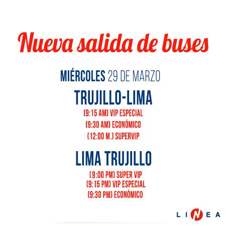 Transportes Cruz del Sur, Ittsa y Línea reanudan algunas rutas al norte del Perú