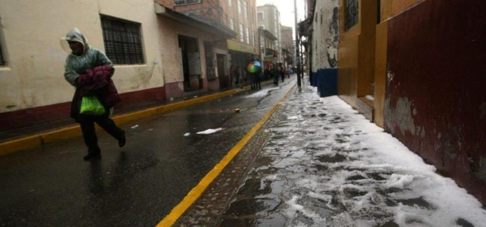 Once regiones del país son declaradas en emergencia debido a intensas lluvias