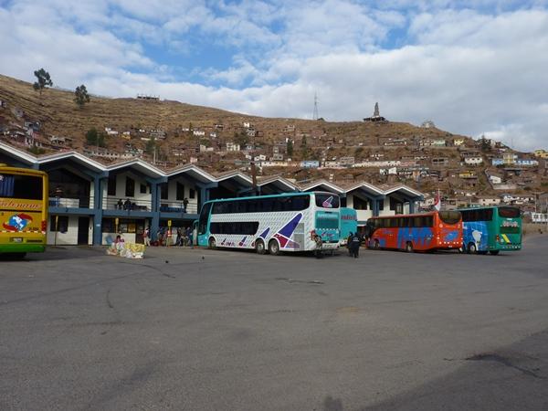 Cusco: Advierten de asaltos perpetrados por taxistas informales en terminal terrestre