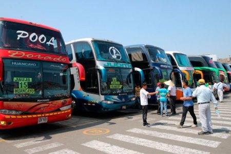 CANATUR:  ciudades cercanas a Lima serán los principales destinos durante el feriado largo