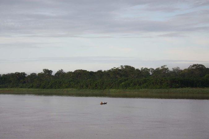 Senahmi: Los ríos Amazonas, Marañón y Ucayali se encuentran en alerta roja