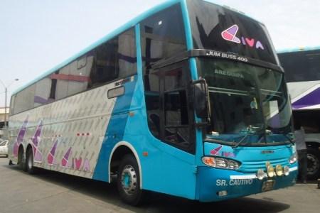 Transportes CIVA ofrecerá por aniversario pasajes a S/1 este martes 18 de abril