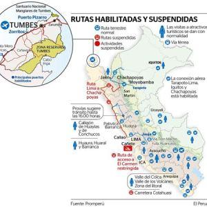 PromPerú informó sobre los lugares que pueden visitar los viajeros en Semana Santa