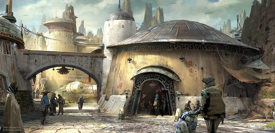 Disney: Atracción Star Wars Land hará sentir a los visitantes como en la película