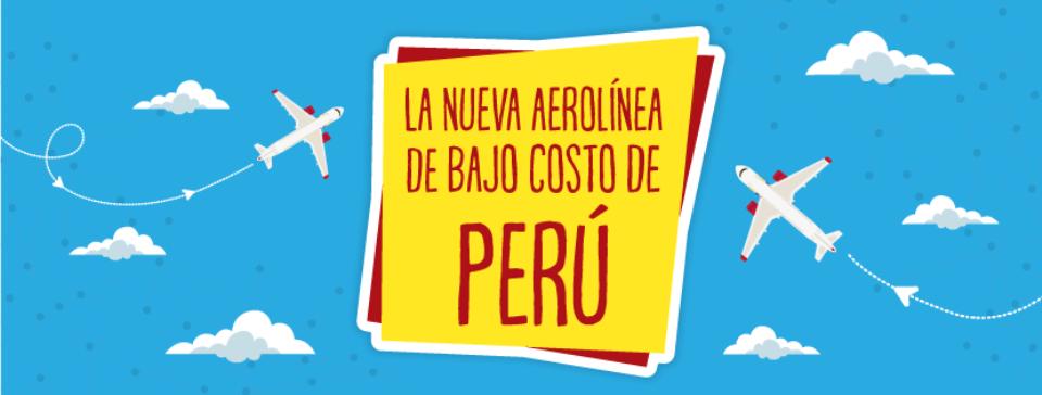 Viva Air Perú  volará a siete destinos a partir de mayo tras recibir permiso de MTC
