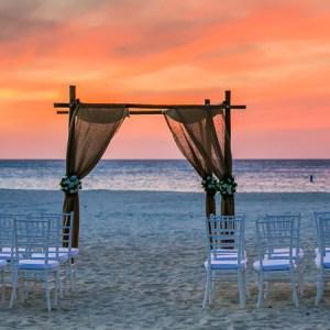 Caribe: Tendencias en bodas en las playas de Aruba