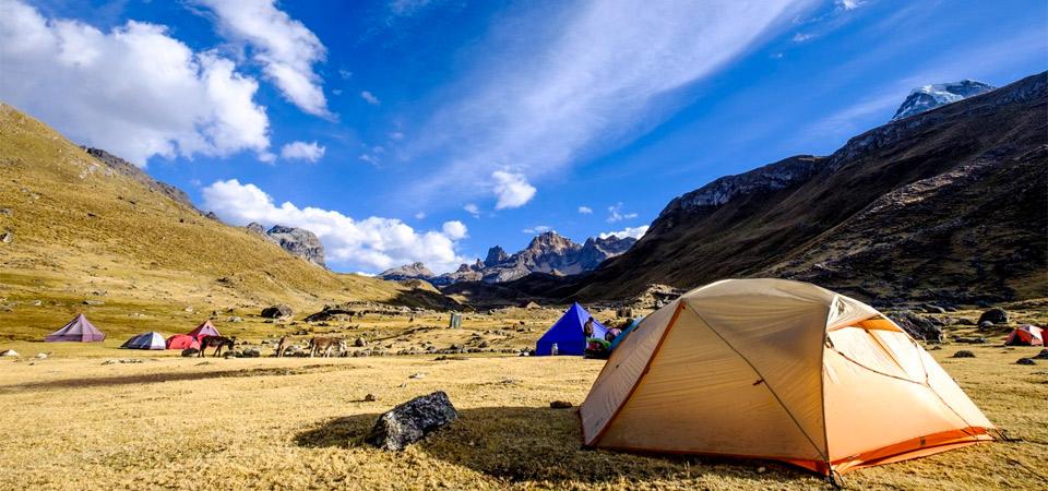 Reservas Naturales del Perú donde puedes acampar y hacer trekking